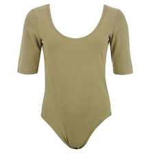 NEW M Mens Lycra Gym Suit Leotard All In One Unitard Bodysuit Swimwear Int.471