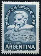 Argentina 1962 SG#1060 San Juan MNH #D33107