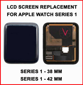 For Apple Watch iWatch Series 1 OLED LCD Display Screen Replacement