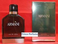 ARMANI EAU DE CEDRE POUR HOMME EDT VAPO NATURAL SPRAY - 100 ml