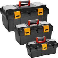 Werkzeugbox leer Werkzeugkoffer Werkzeugkasten Werkzeugkiste Kunststoff