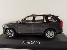 VOLVO XC90 gris métallique 2015 tous-terrains 1/43 NOREV 870052 XC 90 Savile