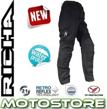 RICHA EVEREST TROUSERS WATERPROOF MOTORCYCLE BIKE PANTS JEANS TEXTILE ALL SIZES