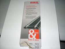SCATOLA BINARI PIKO MODEL 55212  - SCALA H0  ( CONTENUTO 6 PEZZI )