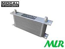 MOCAL 16 ROW 235MM AN -8 JIC HEAVY DUTY UNIVERSAL ENGINE OIL COOLER OC5167-8HD