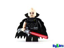 DARTH BANE Custom Printed on Lego Minifigure! Star Wars Sith