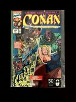 CONAN THE BARBARIAN VOL.1 #249 MARVEL COMICS 1991 VF+ (1970-1994 SERIES)