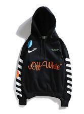 Lab x OFF WHITE Hoodie Virgil Abloh Mon Amour Sweatshirt Sport Kapuzenpullis