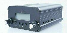 1W/7W 76-108MHZ Stereo PLL FM transmitter broadcast radio station