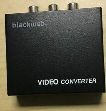 Blackweb Composite to Hdmi Converter   Bwb17Av006————15