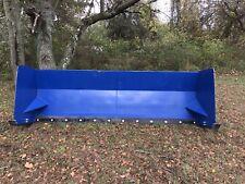 Snow Pusher Bucket Mount Attachment 14 foot Snow Box Box Plow