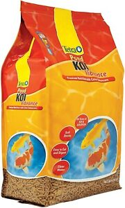 TetraPond Koi Vibrance koi food/gold fish 5.18lbs