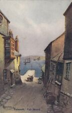 FALMOUTH : Falmouth .Fish Strand -HANNAFORD-DENNIS
