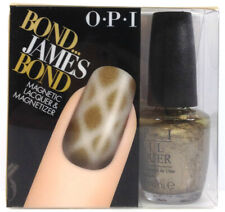 Opi Unghie Lucido Lacca Skyfall James Bond Magnetico Oro Shimmer Magnetizzatore