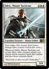 ODRIC, MASTER TACTICIAN M13 Magic 2013 MTG White Creature—Human Soldier RARE