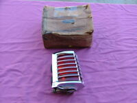 1968 Lincoln tail light assembly, LH, NOS! C8VY-13405-D lens, bezel