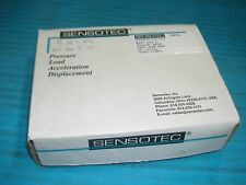 Sensotec Load Cell A742-01 0-50 Grams New In Box F3