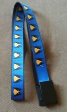 Marvel X -men Wolverine Buckle Down Seatbelt Belt Adjustable