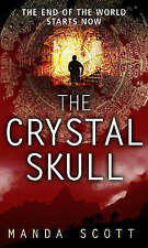 The Crystal Skull,Scott, Manda,Excellent Book mon0000092624