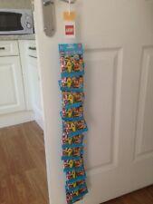 Lego minifigures series 17 unopened sealed random mystery blind bags x12