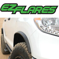 EZ Flares Universal Flexible Rubber Fender Flares Easy Peel & Stick for TOYOTA