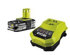 Ryobi One+ Li-Ion Kit de Démarrage RBC18L15 ( Piles 18V/1.5ah + Chargeur