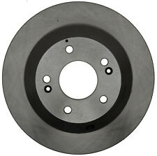 Disc Brake Rotor-Non-Coated Rear ACDelco Advantage 18A2944A