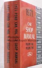 1968 Lincoln Mark III Shop Service Repair Manual