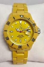 Orologio Toy Watch solo tempo GIALLO FLUO - FL39DY - NUOVO