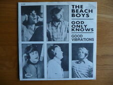 "The Beach Boys ‎– God Only Knows / Good Vibrations  Netherlands RARE (7""Single)"