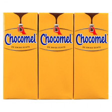 Chocomel Dutch Chocolate Milk  1 Litre CARTON 3 X
