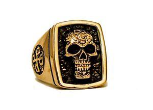 The Phantom Skull Ring,The Ghost Who Walks Phantom Skull Ring, Movie Brass Ring
