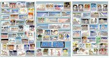 Greece. 100 New Greek stamps all in Euros & Differents Years : 2001-2014, No: K1