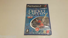 INTERNATIONAL CRICKET CAPTAIN III 3 PS2 GAME BRAND NEW SEALED