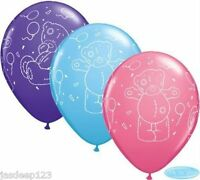 """11"""" Me To You Tatty Teddy Latex Balloons Birthday Party Decorations Assorted"""