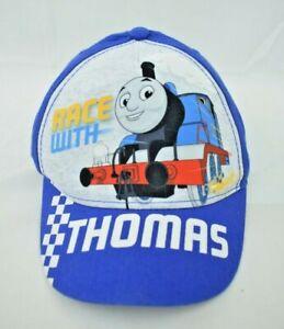 Thomas & Friends - Race With Thomas - No. 1 Thomas - Toddler Cap (Blue)