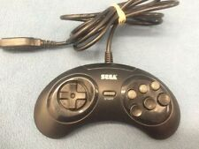 Official OEM Sega Genesis Official Brand 6-Button C Controller *Tested Working*