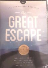 The Great Escape DVD Drs. Jack & Rexella Van Impe - Usually ships in 12 hours!!!