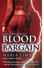 Blood Bargain (Blood Lines, Book 2) - Acceptable - Lima, Maria - Mass Market Pap