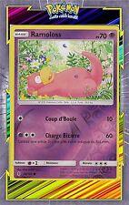 🌈Ramoloss Reverse-SL2:Gardiens Ascendants-48/145-Carte Pokemon Neuve Français