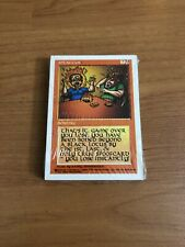 1995 Magic The Gathering Spoof Promo Card Deck CFD Slackmaster Magyc RARE