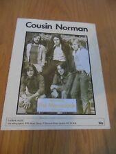 Marmalade - cousin Norman Music Sheet