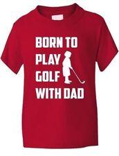T-shirts, hauts et chemises rouge à manches courtes pour fille de 2 à 3 ans