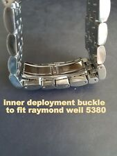 REPLACEMENT DEPLOYMENT BUCKLE CLASP  FOR RAYMOND WEIL TANGO 5380