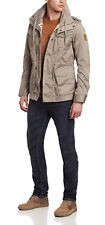 Diesel Men's JILIETTO 00cvm Funnel Neck Military Jacket - Size M /lad 30
