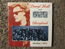 """DARYL HALL AND SOUNDS OF BLACKNESS """"GLORYLAND"""" 1994 WORLD CUP-UNPLAYED PROMO CD!"""