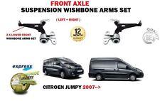 PER CITROEN JUMPY+FURGONE 07-> 2X SOSPENSIONE ANTERIORE INFERIORE
