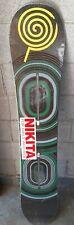"Burton Stria 49 Womens Snowboard Candy Sparkle Paint Great Board  146cm 57.5"""