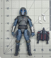 "1/12 scale Star wars 6"" figure black series Clone Wars Mandalorian loyalist"