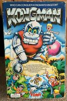 Vintage Kongman Game By TOMY - Fully Working, Ball Included, Missing 70 Balloon